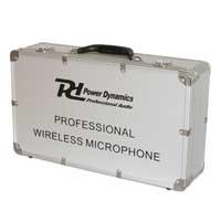 Power Dynamics 179.126 PD732C 2x 16-Channel UHF Wireless System & Mics