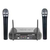 Vonyx STWM712 Dual Wireless Karaoke Microphone System