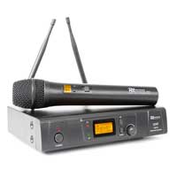 PD PD781 Wireless Handheld Microphone System (UHF 8-Channel)