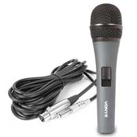 Vonyx DM825 Wired Karaoke Microphone with Cable