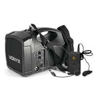 Vonyx ST-012 Wireless Portable PA System