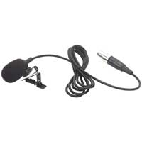 Power Dynamics 179.106 PDT1 Lavalier Microphone Mini XLR