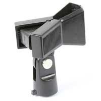 Vonyx 3/8 Inch - 5/8 Inch Microphone Holder Clip