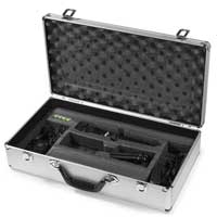 PD PD632H Wireless Handheld Microphone System, Set of 2 (UHF 2-Channel)