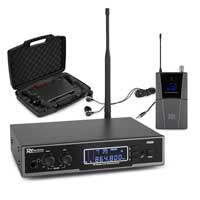 Power Dynamics PD800 In Ear Monitoring System UHF