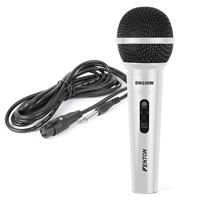 Fenton DM100W Handheld Microphone, White