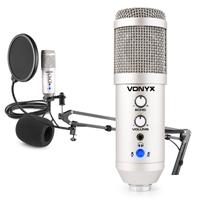 CMS320S Studio USB Microphone Set with Echo - Titanium