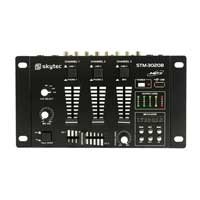 Skytec STM-3020B 6 Channel Mixer