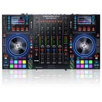 Denon DJ MCX8000 Player Controller 4 Channel Mixer Serato Engine Playback USB