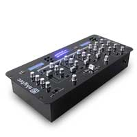 Skytec STM-3010 4-Channel 19 Inch Rack Mount DJ Disco Party Mixer with USB/MP3