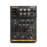 PD PDM-D301BT 3-Channel Mini USB Mixer