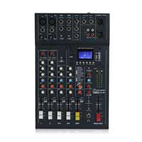 Studiomaster Club XS6 6 Channel Mixer Desk