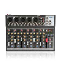 Vonyx VMM-F701 7-Channel Stage Mixer