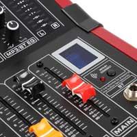 Power Dynamics PDM-M604 6-Channel Music Mixer
