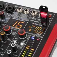Power Dynamics PDM-M804 8-Channel Music Mixer