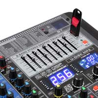 Power Dynamics PDM-S1604 16-Channel Professional Analog Mixer
