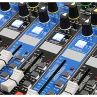 Power Dynamics PDM-S2004 20-Channel Dual Function Mixer