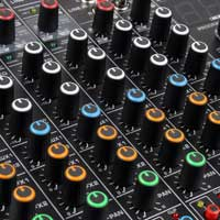 Power Dynamics PDM-S1204A 12-Channel Stage Mixer with Amplifier