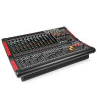 PD PDM-S1604A 16-Channel Stage Mixer with Amplifier