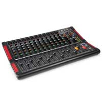 PD PDM-M1204 12-Channel Music Mixer
