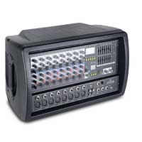 Soundsation PMX-8BT Powered Mixer W/Mp3 Player And Bluetooth