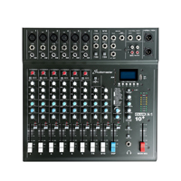 Studiomaster CLUB XS10+ 10 Channel Mixing Console with Bluetooth & DSP