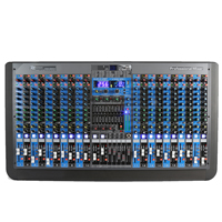 PD PDM-S2004 20-Channel Dual Function Mixer