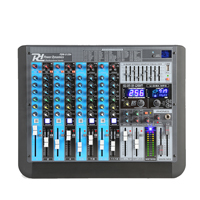 PD PDM-S1204 12-Channel Professional Analog Mixer