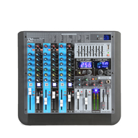 PD PDM-S804 8-Channel Professional Analog Mixer
