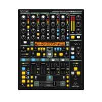 Behringer DDM4000 5 Channel Pro DJ Mixer
