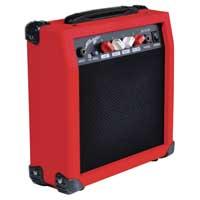 Johnny Brook JB703B Guitar Amplifier Red 20W