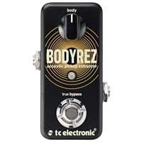 TC Electronic TC126 BozyRez Ultra-Compact Acoustic Pickup Enhancer