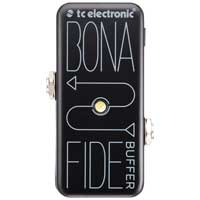 TC Electronic TC142 Bonafide Buffer Ultra Compact Analogue Buffer