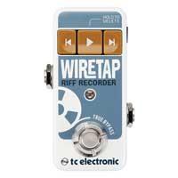 TC Electronic TC151 Wiretap Riff Recorder Stompbox