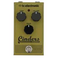 TC Electronic TC157 Cinders Overdrive Stompbox