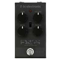 TC Electronic TC159 Fangs Metal Distortion Stompbox