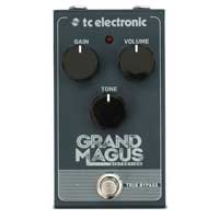 TC Electronic TC161 Grand Magus Distortion Stompbox