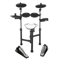 Carlsbro CSD120 Compact Electronic Drum Kit - 8 Piece