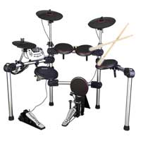 Carlsbro CSD210 Electronic Drum Kit - 8 Piece Set