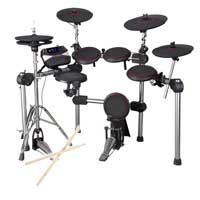 Carlsbro CSD310 Electronic Drum Kit - 9 Piece