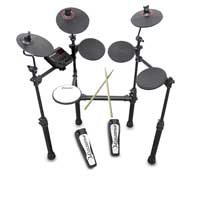Carlsbro CSD100 R 7 Piece Digital Electronic Drum Kit