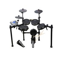 Carlsbro CSD400 Mesh Electronic Drum Kit - 8 Piece Set