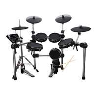 Carlsbro CSD600 Mesh Electronic Drum Kit - 9 Piece Set