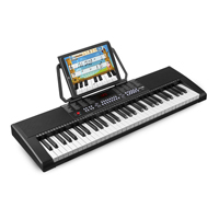 Max KB4 Electronic Keyboard - Full Size 61-Keys