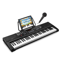 Max KB2 Electronic Keyboard 61-Keys