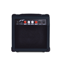 Johnny Brook Electric Guitar Practise Amp - Black