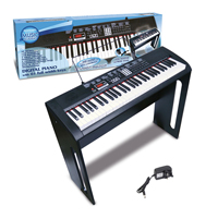 Bontempi Digital Piano 61-Keys with Music Stand