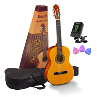 PRIMERA 34NT Classic Kids Acoustic Guitar Set