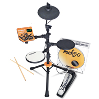 Carlsbro Rock50 Childrens Drum Set (Without Accessories)