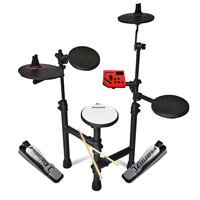 Carlsbro Club100 Electronic Drum Kit 5 Piece Set